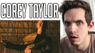 Metal Musician Reacts to Corey Taylor   CMFT Must Be Stopped  