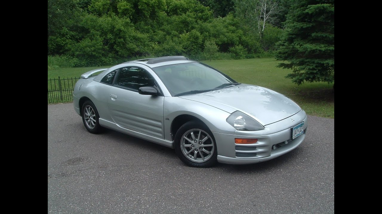 2000 Mitsubishi Eclipse Gt Youtube