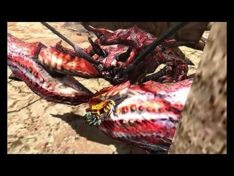 Monster Hunter 4G (Monsters)
