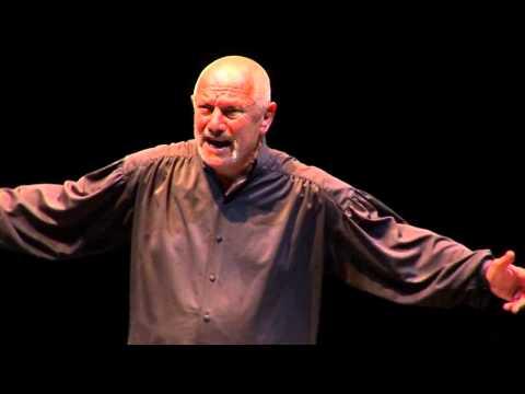 Steven Berkoff 89 novembre 2014 a Fondazione Teatro Due