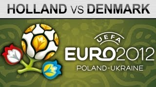 FIFA 12 Euro 2012 Holland vs Denmark Part 2 (HD 720p)