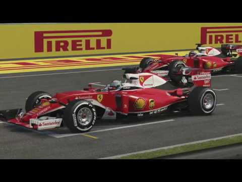 F1 2016 - Limited Edition - Video