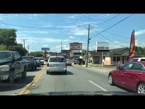 Huntsville, Texas - Downtown And Neighborhoods
