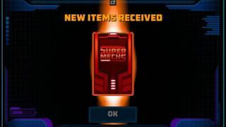 Super Mechs Jonypepela Account Get 30 Level And 2gold Item Box Opening