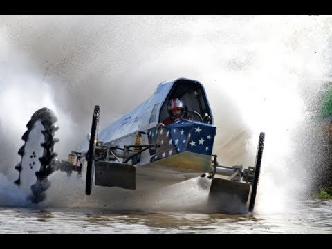8 Weirdest Motorsports On the Planet