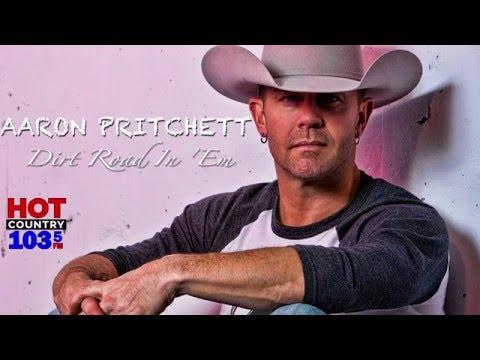 Aaron Pritchett - Dirt Road in 'em live Hot Country Hangout