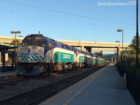 A Passenger Trains Only Evening at Sorrento Valley 3/25/16