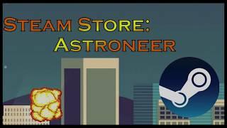 Astroneer Steam