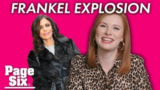 Bethenny Frankel explodes on Luann! And who may join the cast? | Housewife Hangover  | Page Six