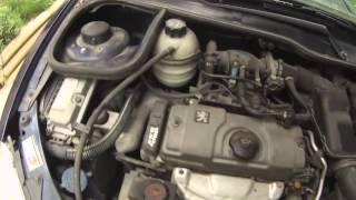 Peugeot 206 : Presentation du moteur