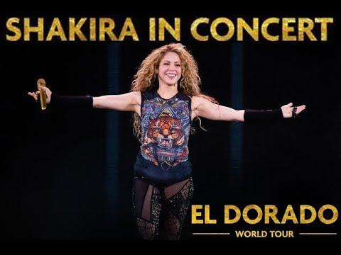 Download Shakira - El Dorado World Tour HD