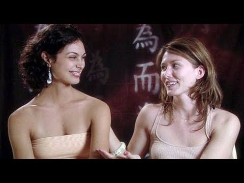 Morena Baccarin Was the Maid of Honor at Jewel Staite Wedding