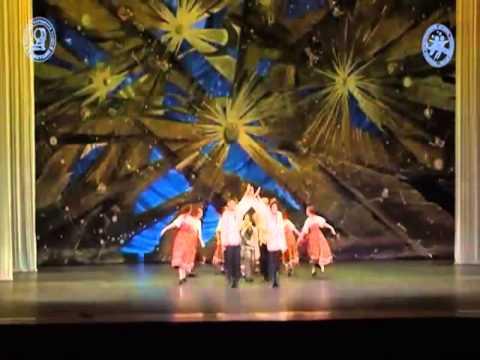 "Youth Folk Dance Ensemble ""Crystal"" Kazan Russia 30"