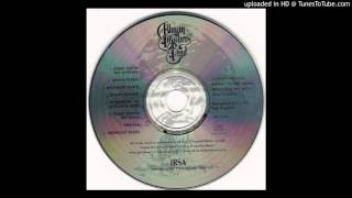 The Allman Brothers Band - Come On In My Kitchen (acoustic)