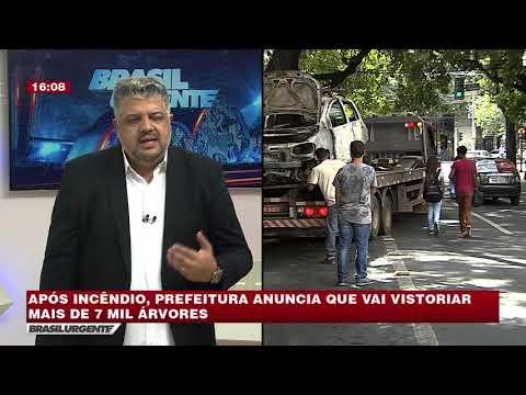 BRASIL URGENTE MINAS 19/04/2018
