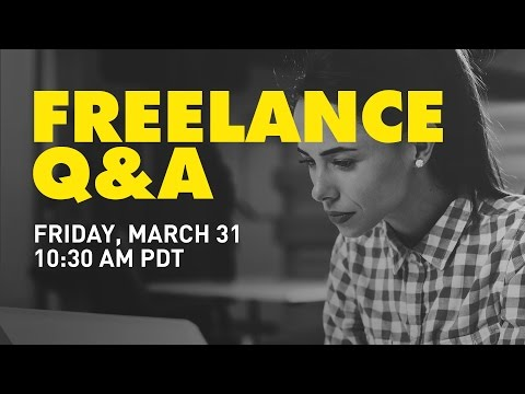 🔴 Are you a FREELANCER or Independent Business?— Live Q&A, advice, discussion Pt. 1
