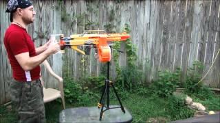 Nerf Heavy Machine Gun mod - Stampede