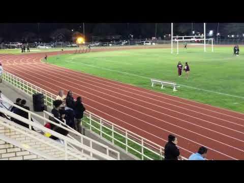 Reagan Middle School 4x400m relay