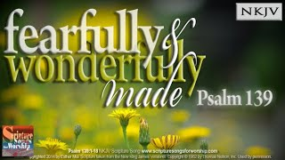 Psalm139118 Song quotYou Have Searched Me and Known Mequot Christian Scripture Worship Esther Mui