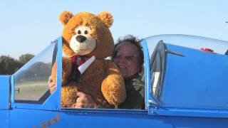 Toys for Tots 2013  Oceano Airport Public Service Announcement