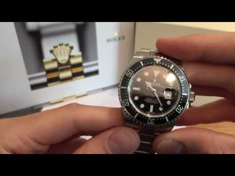 "Rolex Sea-Dweller ""50th Anniversary"" 2017 - Full Review"