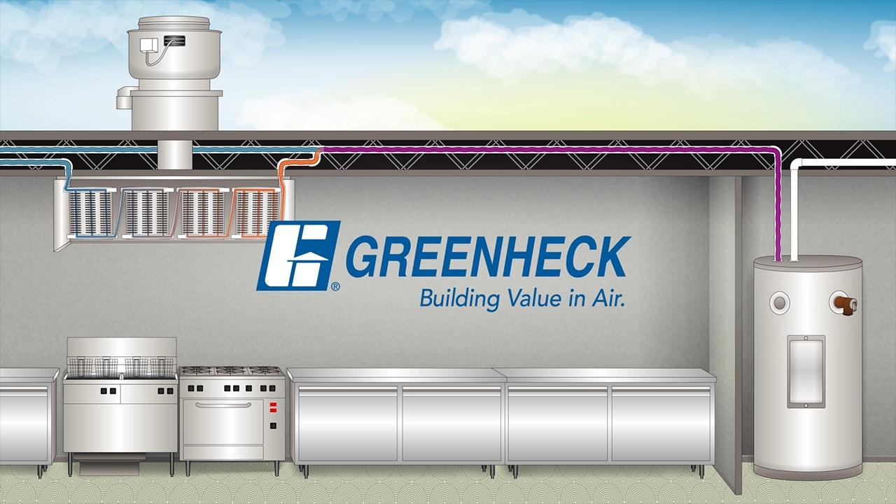 Kitchen Exhaust Fan Greenheck