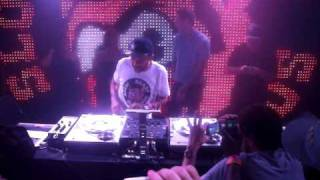 DJ Craze Slow Roast Miami @ Grand Central pt 1