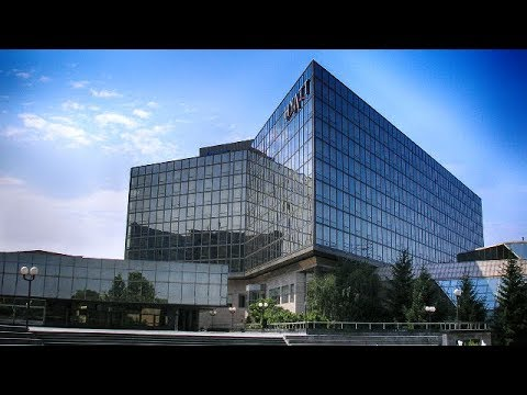 Hyatt Regency Hotel New Belgrade Serbia Exterior Youtube