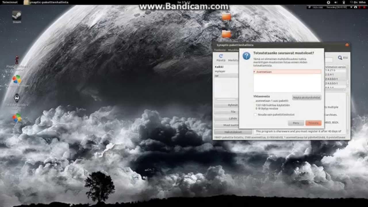 ubuntu 11.10 animated