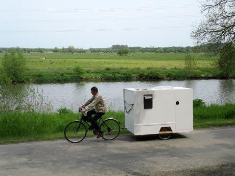 mini caravane cyclotract e 3 sorties 2016 youtube. Black Bedroom Furniture Sets. Home Design Ideas