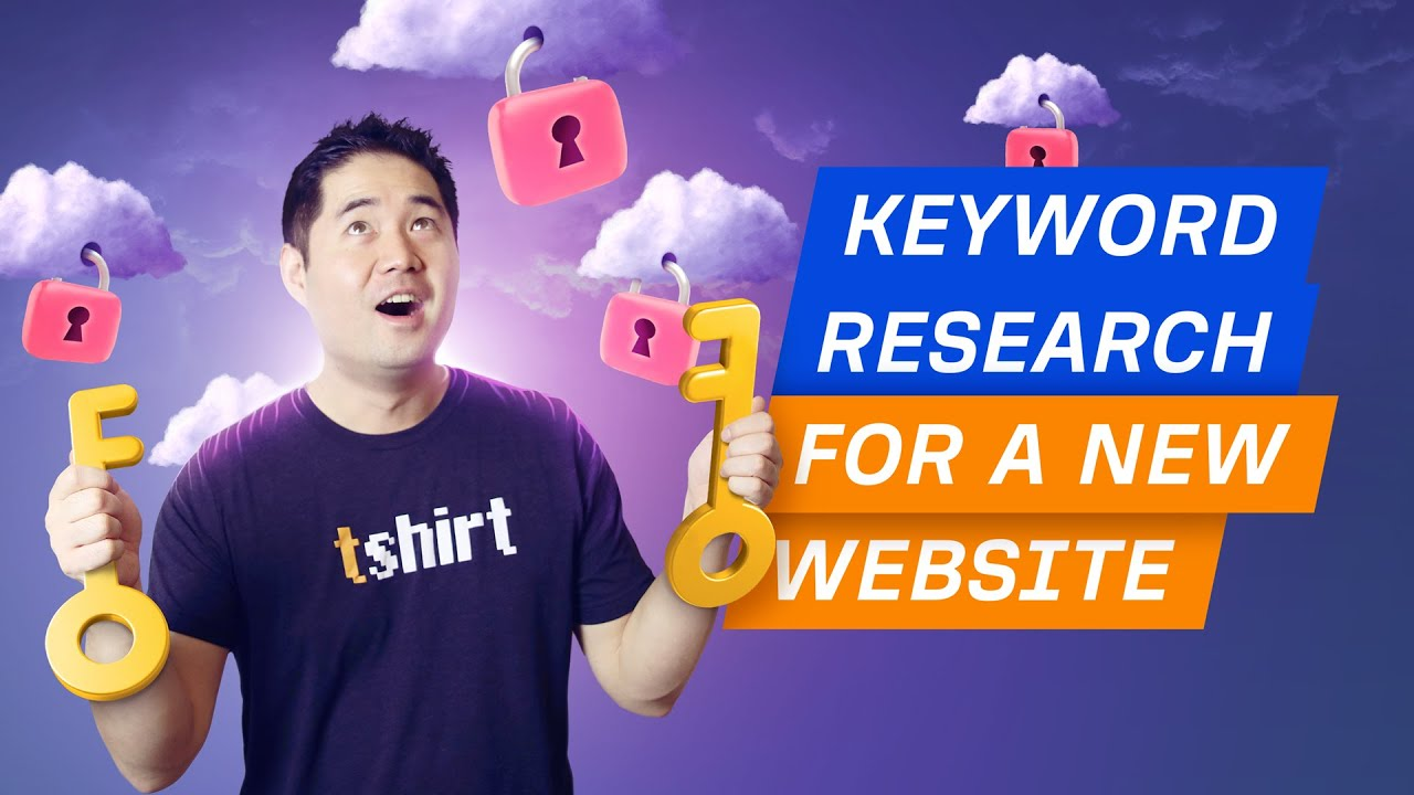 How to Do Keyword Research for a NEW Website (Full Tutorial)