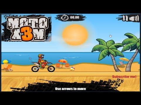 Moto X3M Cool Math Full Gameplay Walkthrough All Levels