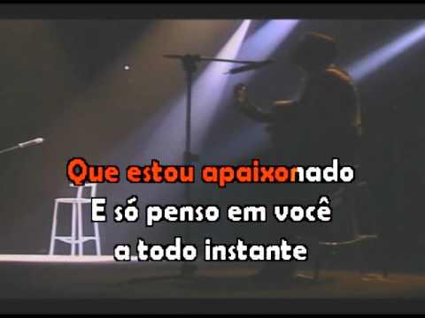 Daniel - Estou apaixonado - karaoke