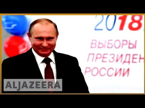 Смотреть 🇷🇺 Expected Putin victory as vote kicks off   Al Jazeera English онлайн