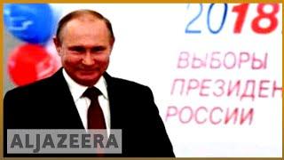 🇷🇺 Expected Putin victory as vote kicks off | Al Jazeera English