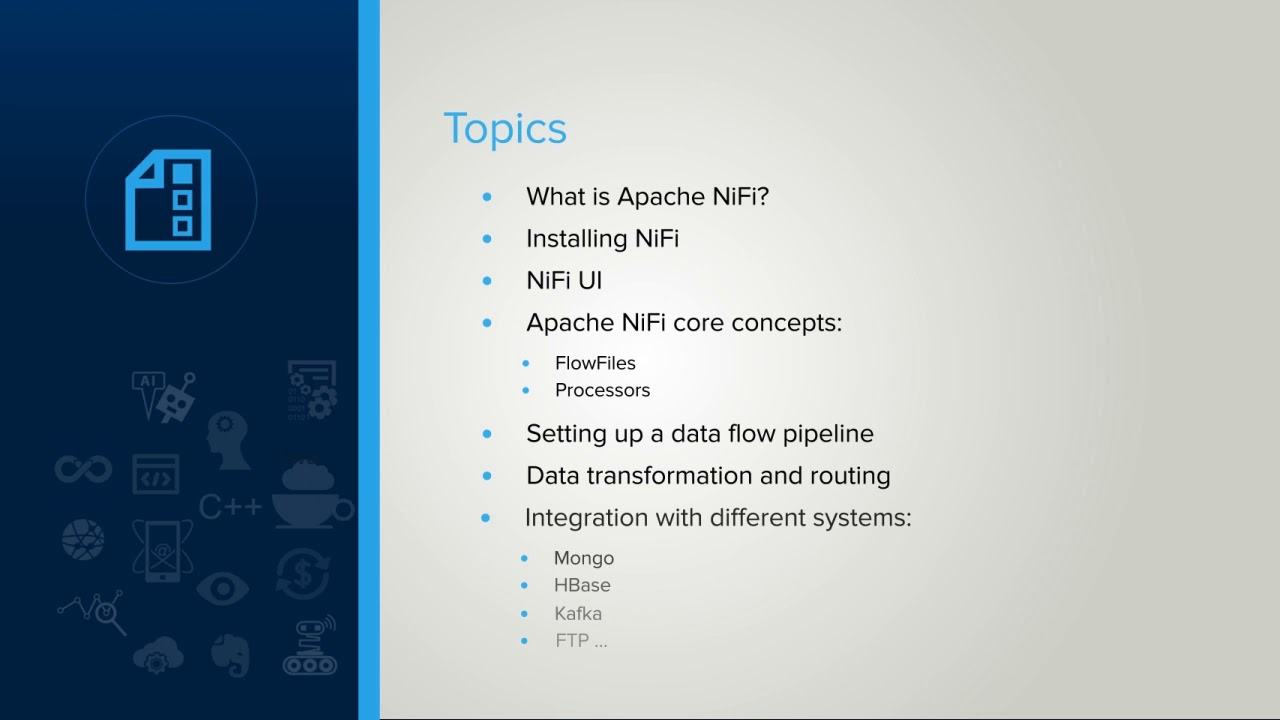 How to Build a Full Ingestion Pipeline Using Apache NiFi?