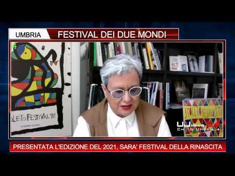 Tg Umbria+Teleterni del 9 aprile 2021