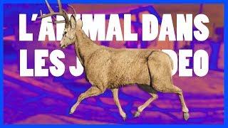 The Deer Cam : Un cerf autonome dans GTA V