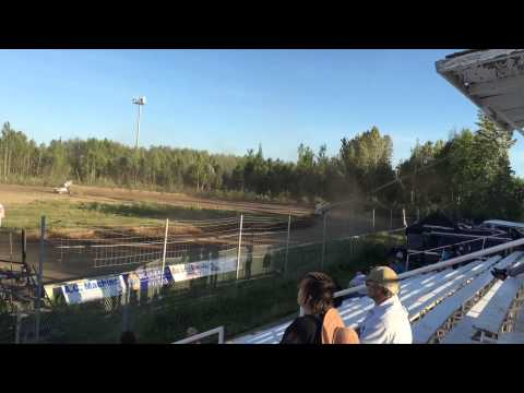 6/13/2015, 360 Sprint Feature, Capitol Speedway, Willow, Alaska