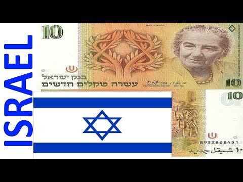 10 israeli shekels golda meir