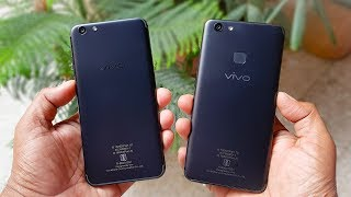 Vivo Y69 vs Vivo V7 Plus SPEED TEST COMPARISON