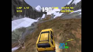 Test Drive Off-Road 3 ... (PS1)