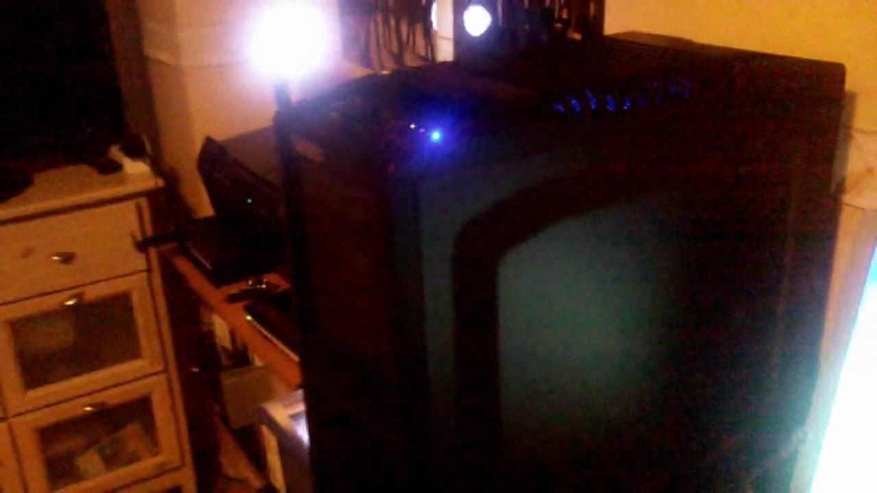 Cooler master midi tower storm sniper atx no psu zwart computer