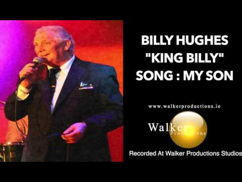Billy Hughes   My Son (Cover) www.walkerproductions.ie
