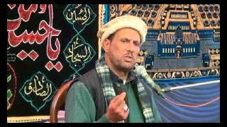 Zakir Riaz Hussain Shah Ratowal......11 safar ul muzaffar 2015 at Bewal (gujarkhan)