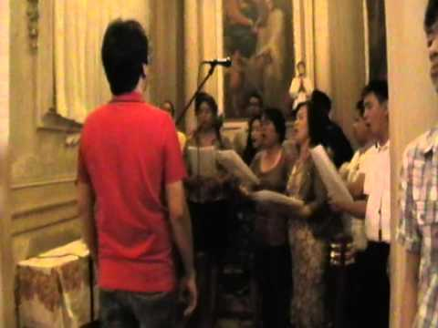 SRA CHOIR- Awit 150