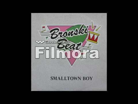 """Small Town Boy (12"""")"""