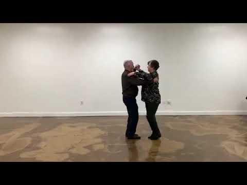 Rumba Alternating Turns - Behind Back Hold