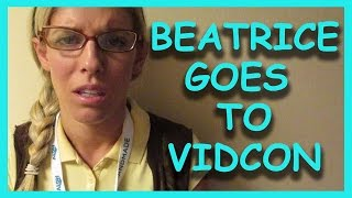 Beatrice Goes To Vidcon