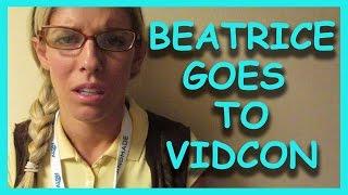 Beatrice Goes To Vidcon